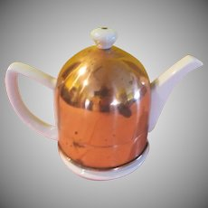 Tea Pot with insulated cozy - b193