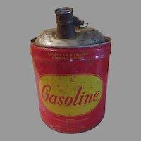 Edwards Co. 5 Gallon Gas Can