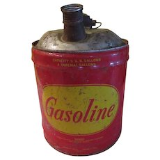 Edwards Co. 5 Gallon Gas Can