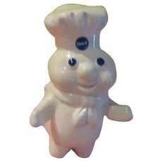 Pillsbury Poppin' Fresh Doughboy Utensil Holder - b197