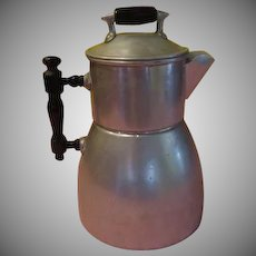 Wear Ever Aluminum Coffee pot - BH