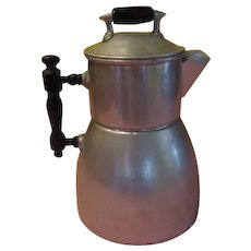 Wear Ever Aluminum Coffee pot - BH