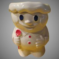 McCoy Bobbie the Baker Cookie Jar