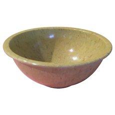 Gold Standard Confetti Melmac/melamine Bowl - g