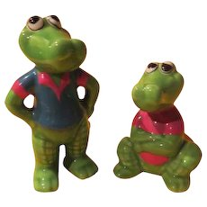 He and She Florida Gators Salt and Pepper Shakers- b212