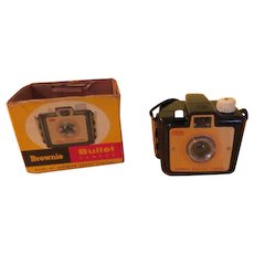 Kodak Brownie Bullet Camera in Box - b215