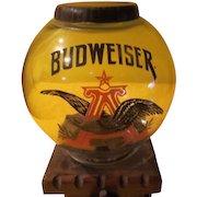 Budweiser Anheuser Busch Beer Nuts Dispenser - g