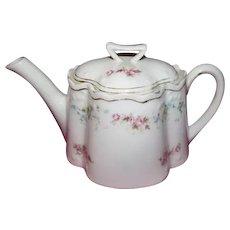Z. S. & Co. Bohemian Tiny Floral Rose Tea Pot - b222