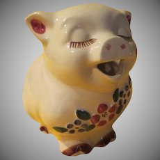 Shawnee Smiley the Pig Pitcher - G