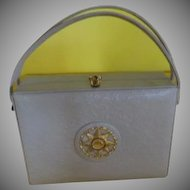 Koro Box Style Handbag/purse - b225