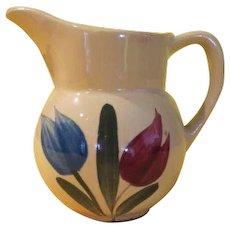 Tulip Watt #62 12 oz Creamer/pitcher - b228