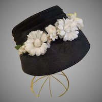 Daisies Around the Brim Hat