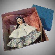 Madam Alexander Argentine 571 Doll - b226