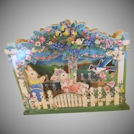 In Your Easter Bonnet Mechanical Music Box - b216