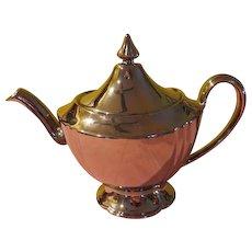 """Platinum"" Royal winton Tea Pot - b217"