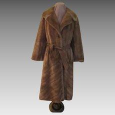 MAke Mine (faux) Fur Coat