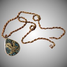 Eagle in Flight Necklace - Free shipping