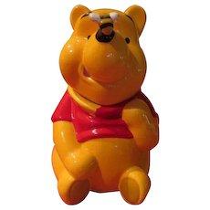 Disney Winnie the Pooh with Honey Bee Treasure Craft cookie Jar