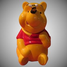 Disney Winnie the Pooh with Honey Bee Treasure Craft cookie Jar