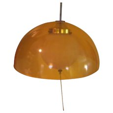Swinger Mod Plexiglass Light Fixture -