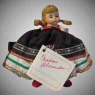 Madam Alexander Poland 8'' Doll in Box - b227
