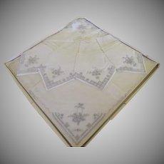Gunther Hankies Swiss Handkerchiefs in box - B222