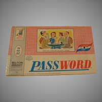 Milton Bradley Volume 3 Password 1963 - b222