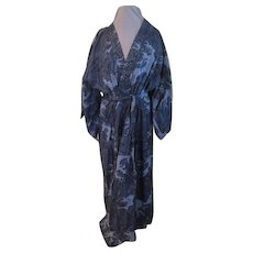 50 Shades of Gray and Black Kimono/robe