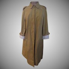 Jack Set Beige Trench Coat