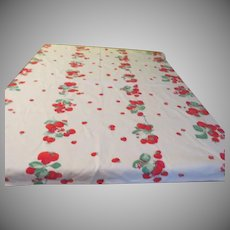Strawberry Fields Forever Tablecloth - b230