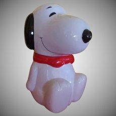 Snoopy Benjamin Medwin Cookie Jar