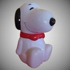 Snoopy Benjamin Medwin Cookie Jar