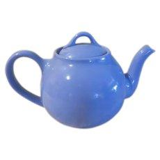 Tea time Blue Lipton Teapot - b233