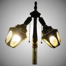 Black To Clear Cut Screw in Lantern Lights - b233