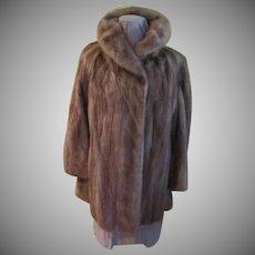 Get Shorty Mink Stroller Jacket