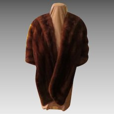 Rooz and Wind Furrier Mink Stole