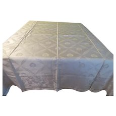Champagne and Caviar Tablecloth - b240