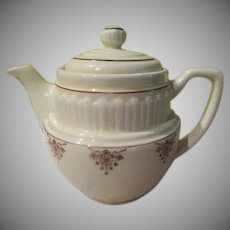 De-Luxe Sales Co, Teapot - b244