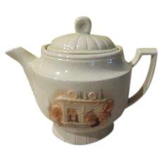 Porcelier Hearth Side Teapot - b246
