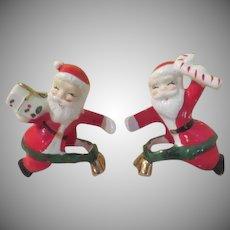Santa Candle Huggers - b249