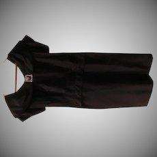 Bustling Black Dress