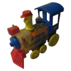 Ideal Toot-L-Oo-Loco Whistling Train - b251