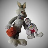 Bugs Bunny Plush with Space Jam Bugs - b252