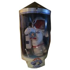 Out of this World Coleco Young Astronaut Cabbage Patch Kid In Rocket Package