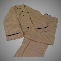 Stripe Men's Pajamas - b260