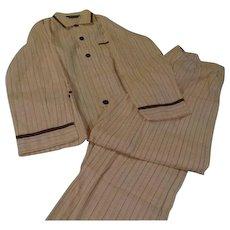 Stripe Men's Pajamas - b260