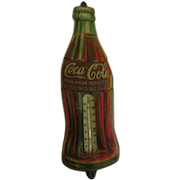 Coca Cola Bottle Wall Thermeter - b256