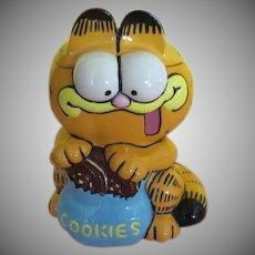 Garfield and Cookies Cookie Jar