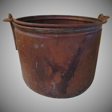 Copper Witches Cauldron/pot