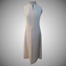 Golden Shell Lurex Dress